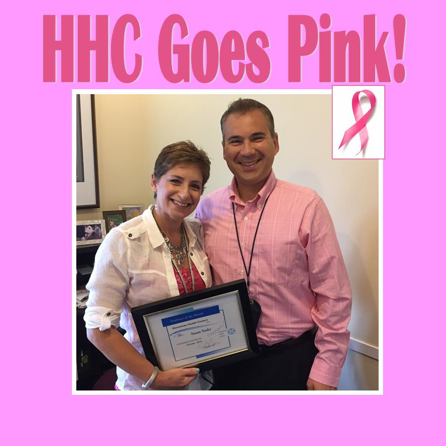 HHC Goes Pink